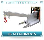 Forklift Jib Attachments Sydney