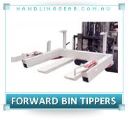 Forward Bin Tippers Perth