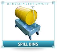 Spill Bins Perth