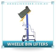 Wheelie Bin Lifters Sydney