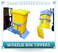 Wheelie Bin Tippers Australia